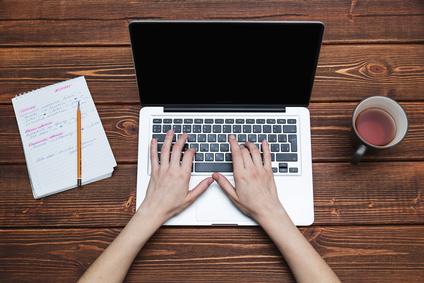 ordinateur et rédaction web