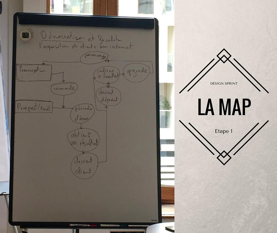 Map Design Sprint