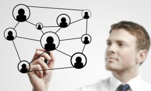 Liens obtenus grâce à son réseau personnel