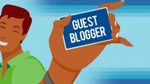 Le guest blogging