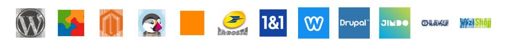 Logo de CMS