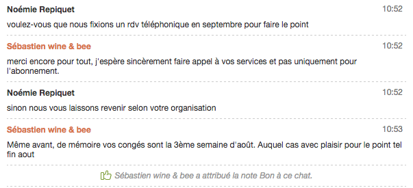 Avis de clients Optimiz.me