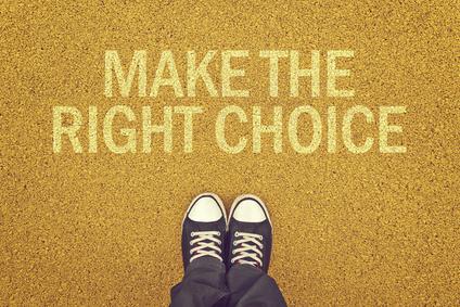 faire le bon choix seo