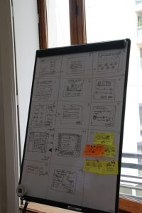 story board design sprint
