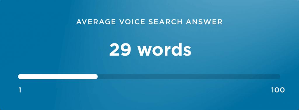 moyenne 29 mots assistant vocaux
