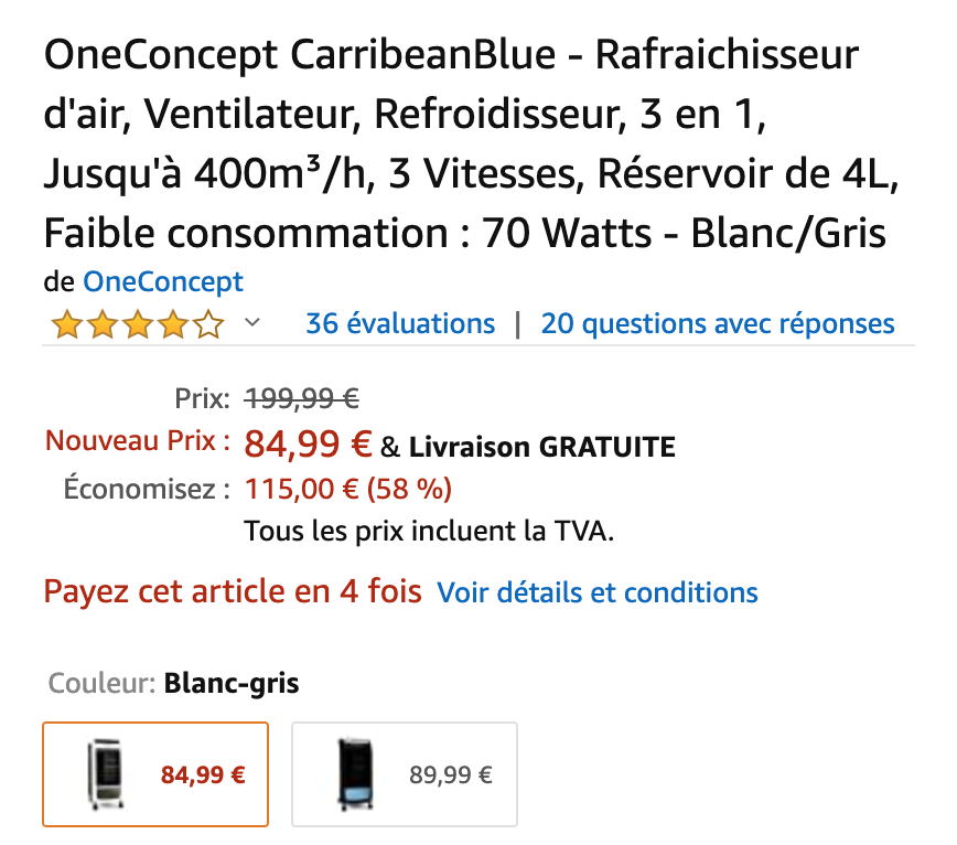 bon exemple titre référencement amazon